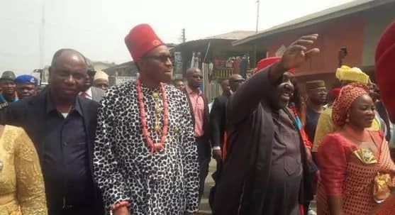 Okorocha says APC is not managing its victory well