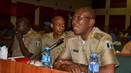 International Youth Day: Peace Corps boss begs Buhari to recall, sign Bill