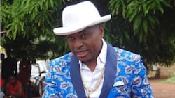 I am the next governor of Enugu state - Actor Kenneth Okonkwo declares as he unveils his campaign poster