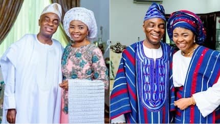 You are the most daring man I know - Bishop David and Faith Oyedepo celebrate 36th wedding anniversary in style