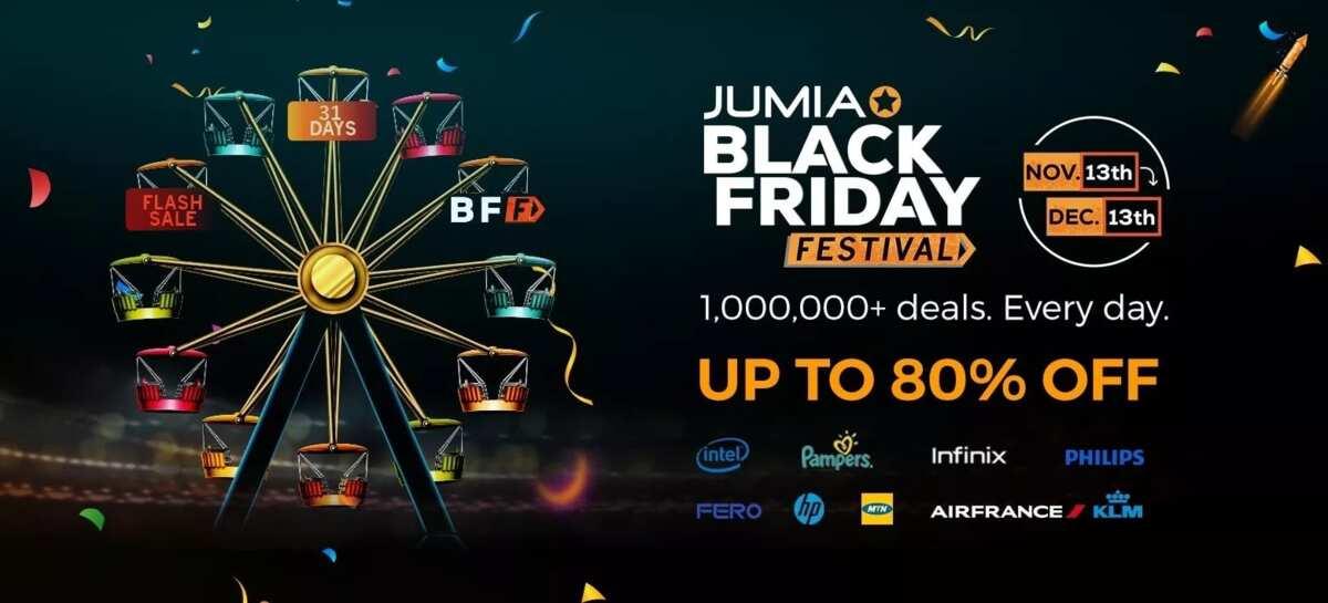 Jumia Black Friday in Nigeria in 2018