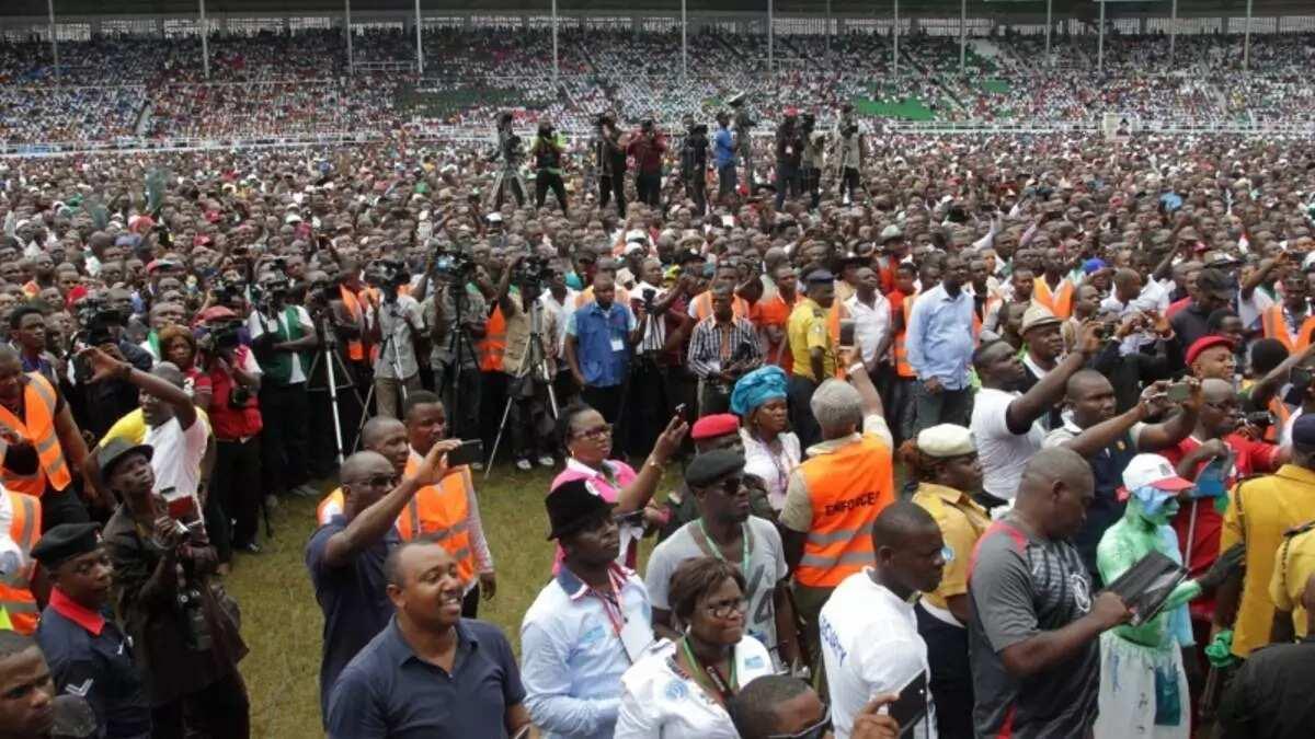 IG da INEC sun gaza shawo kan hargitsi tsakanin APC da PDP yayin taron masu ruwa da tsaki a Ekiti