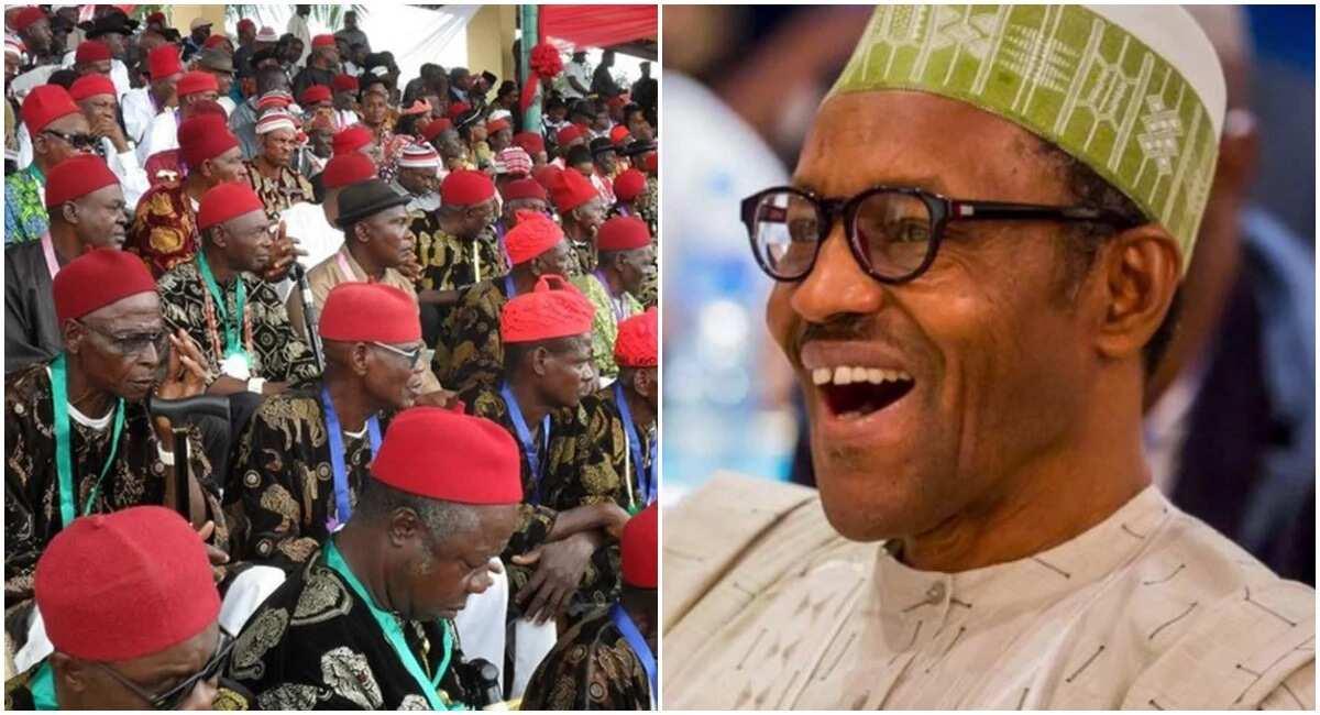 Kabilar Igbo zata zabi Buhari a 2019 don kaucewa kuskurenta na 2015