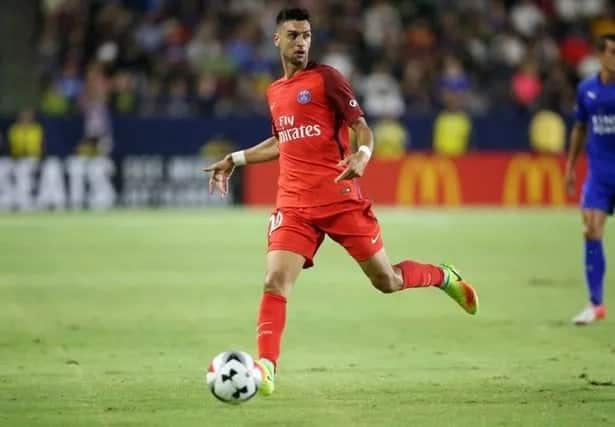Paris-Saint Germain name 4 players they will sell in January 2018