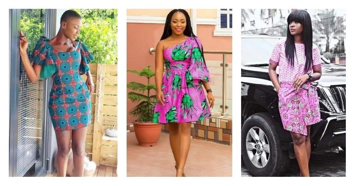 Short Ankara Dresses To Rock In 2018 Legitng