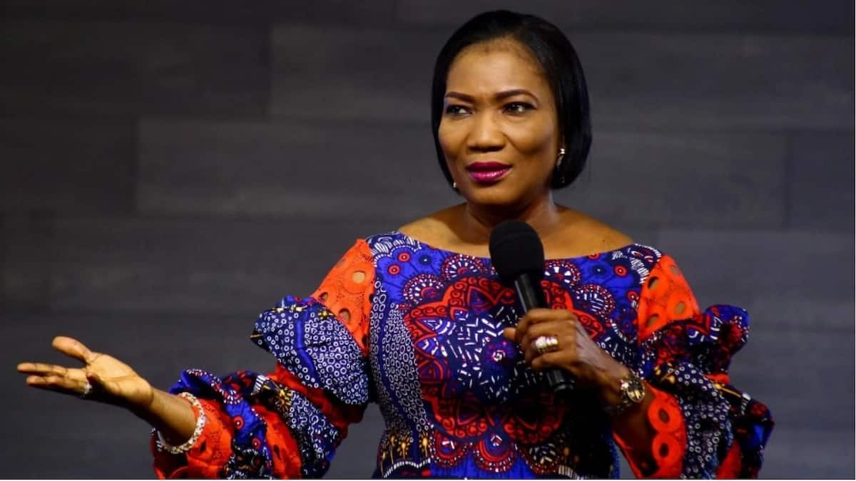 Nigerian pastors come to the aid of Reverend Funke Adejumo