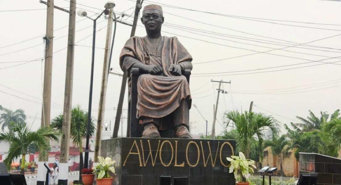 Obafemi Awolowo statue