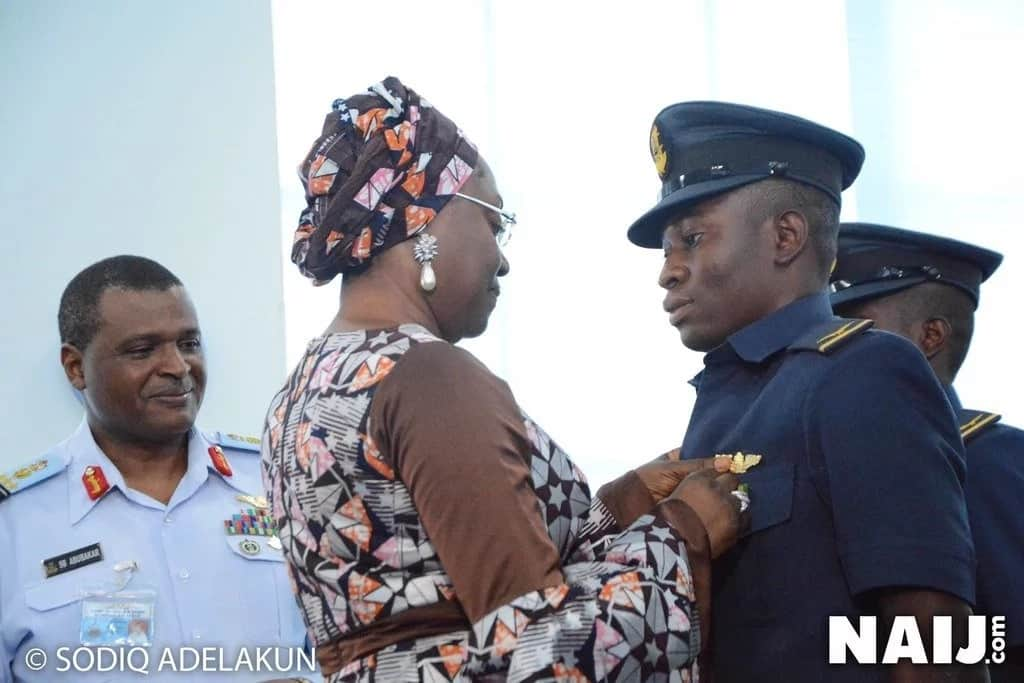 NAF wings 12 Nigerian pilots, 2 Liberians trained in Nigeria, South Africa