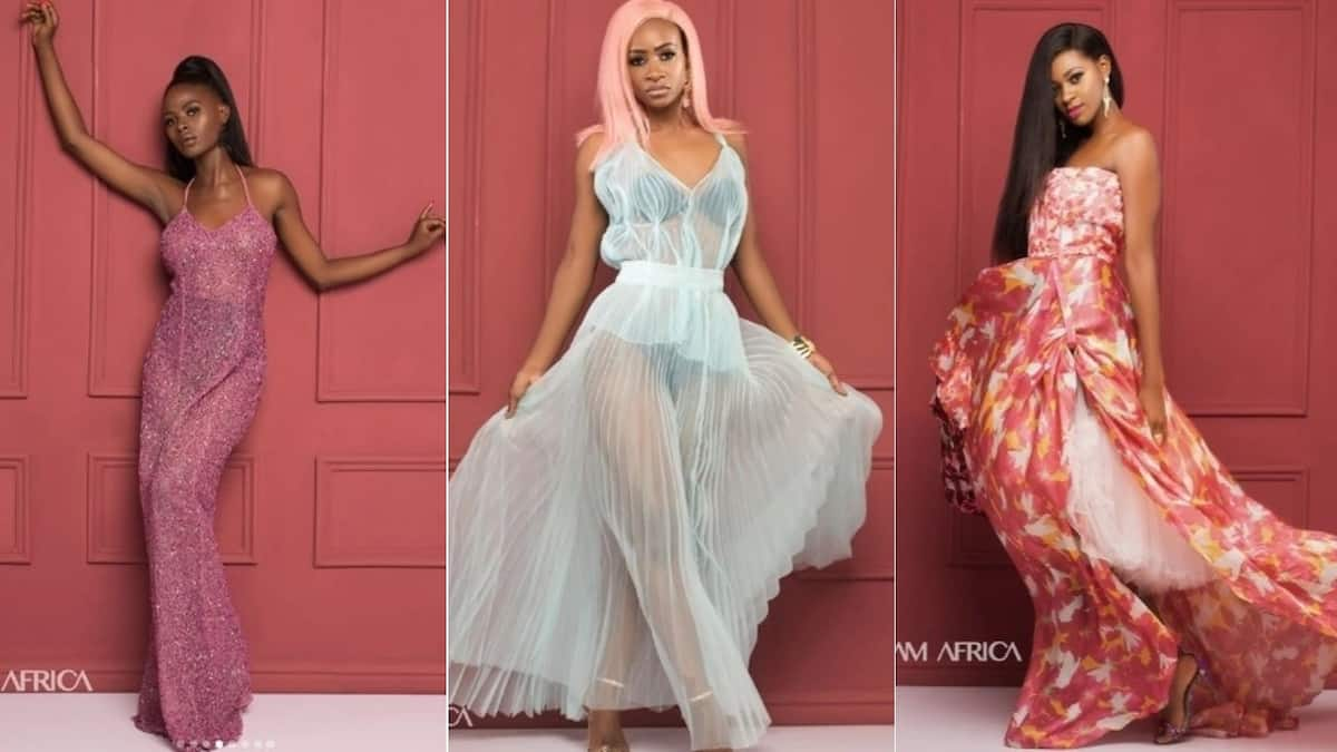 BBNaija ladies look totally stunning in new photos