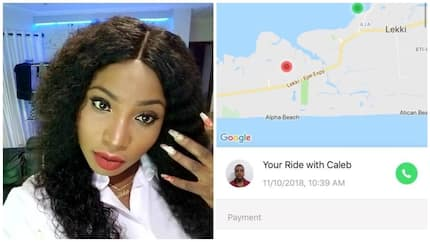 Update: Twitter user shares photos of how a taxi driver was beaten up in Lekki, victim reveals messy details (photos)