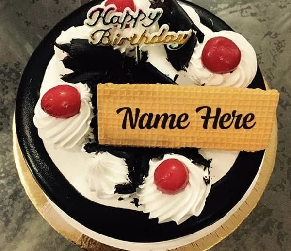 Birthday Cake For Husband With Name