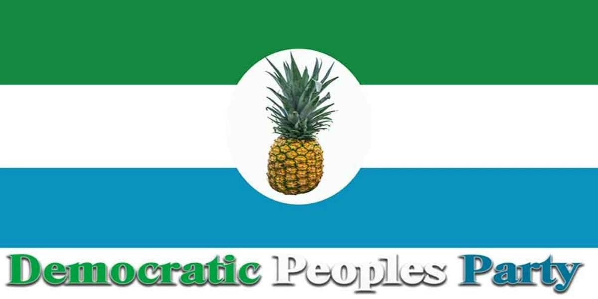 Democratic Peoples Party