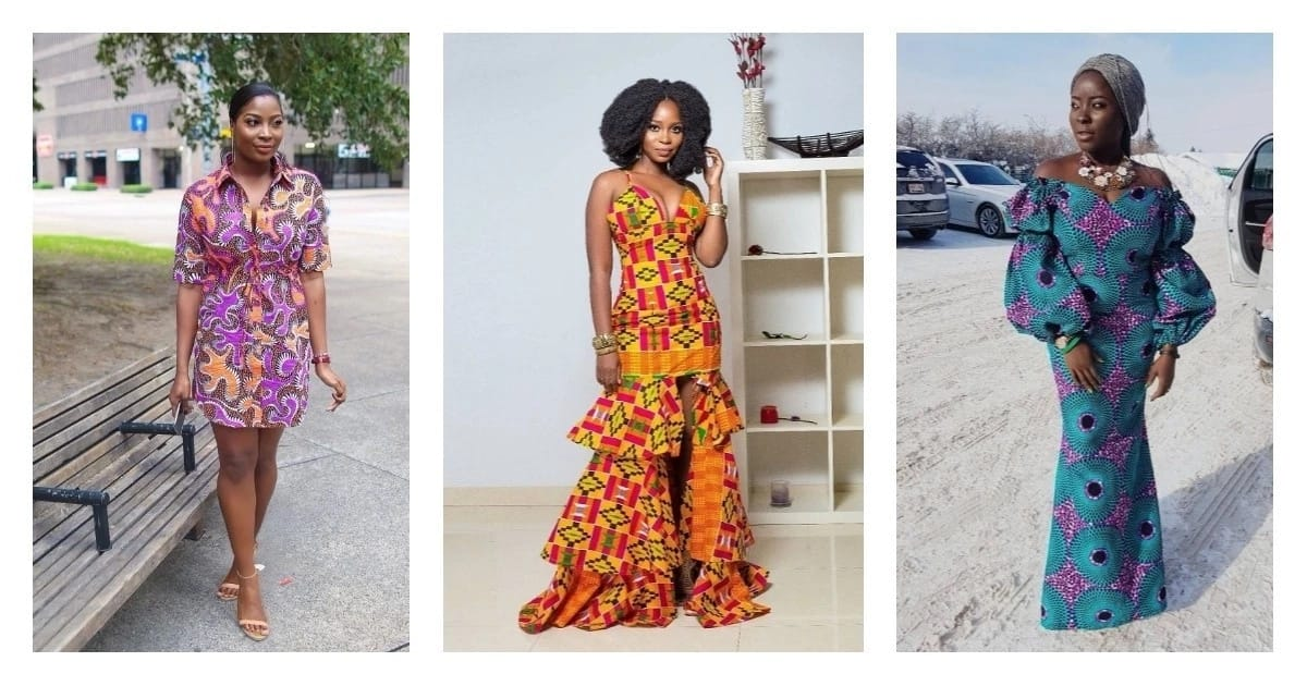 Best Ankara Designs For Gowns In 2018 Legitng