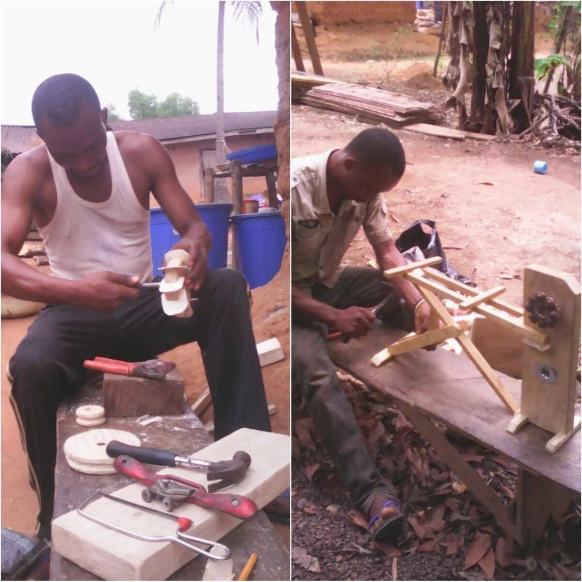 Talented engineer