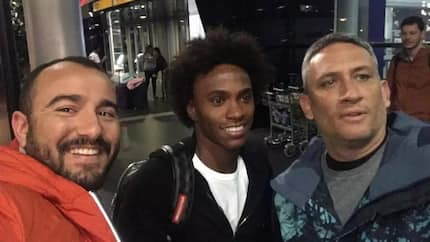 Chelsea star wanted by Barcelona and Real Madrid sighted at Sao Paulo airport heading to London