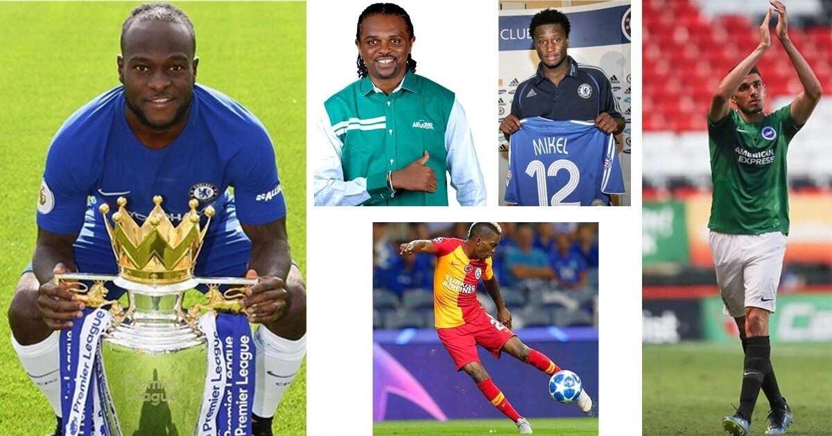 Latest news on nigerian footballers abroad