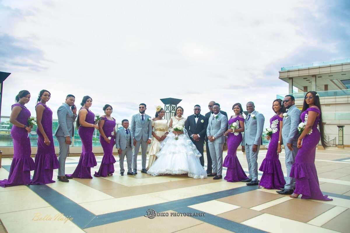 Nollywood actress wedding