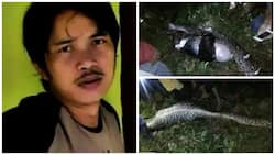Heartbreaking! 25-year-old man who was swallowed whole by a HUGE python identified as father of two (photos)