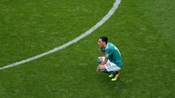 Check out what violent fans did to Germany star Ozil following World Cup exit at group stage (photos)