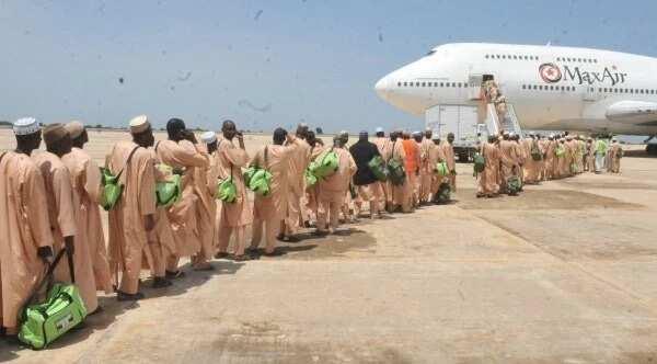 Hajj 2019: First set of Kaduna pilgrims leaves for Saudi Arabia