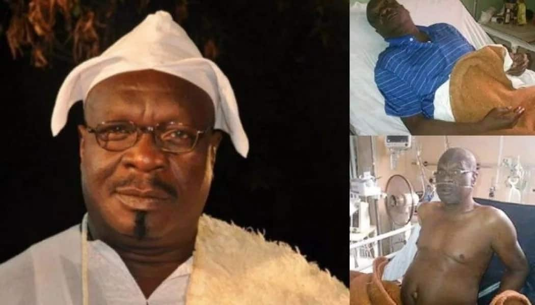 List of dead nollywood actors and actresses OLUMIDE BAKAREE