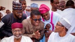 Abunda na fadama su Ali Jita da sauran matasa da suka kawo mun ziyara – Shugaba Buhari