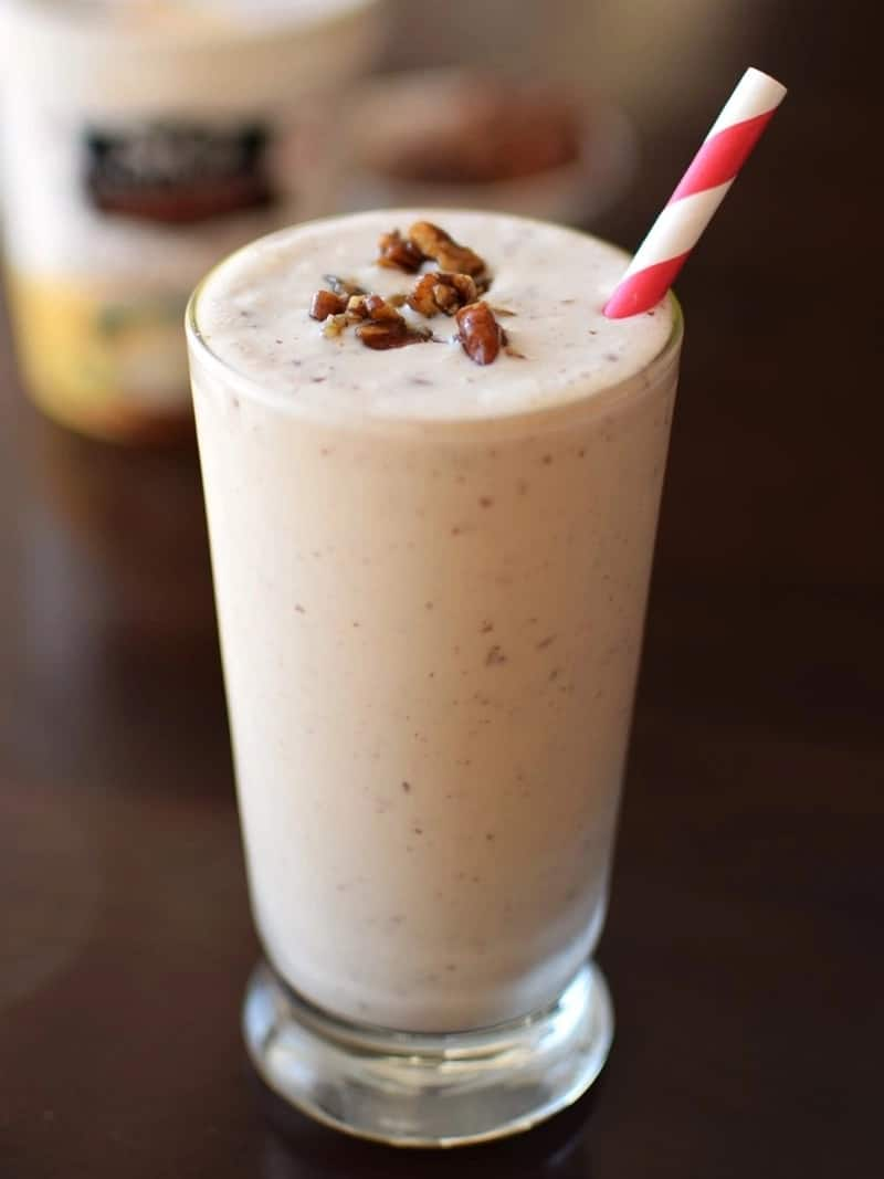 Malt and milk for weight gain