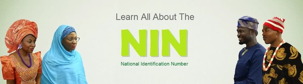 What is my National Identification Number in Nigeria
