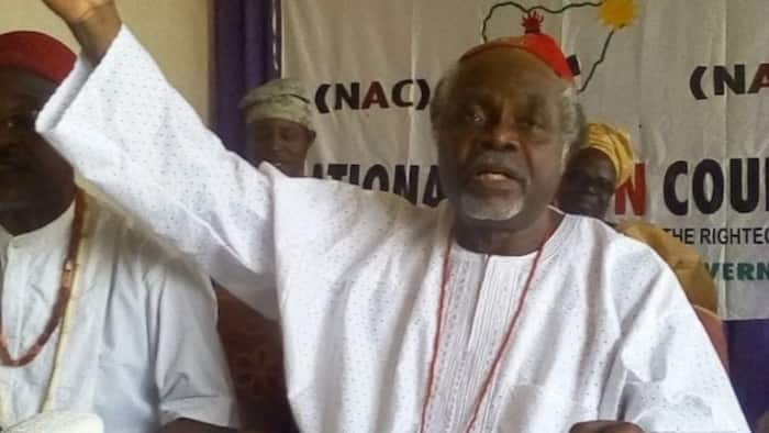 Breaking: Grief hits Nigeria as country loses 77-year-old former presidential candidate a year after he contested against Buhari