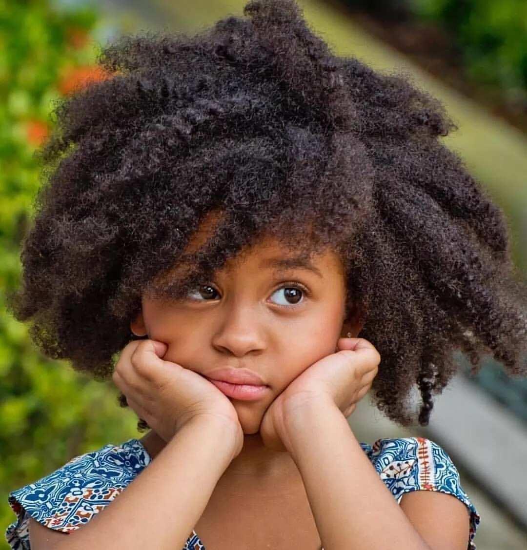 Top Nigerian Children Hairstyles In 2018 Legit Ng