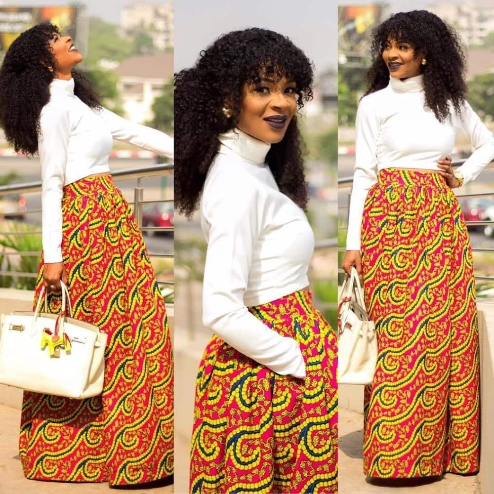 Image result for nigerian articles on how to rock turtleneck