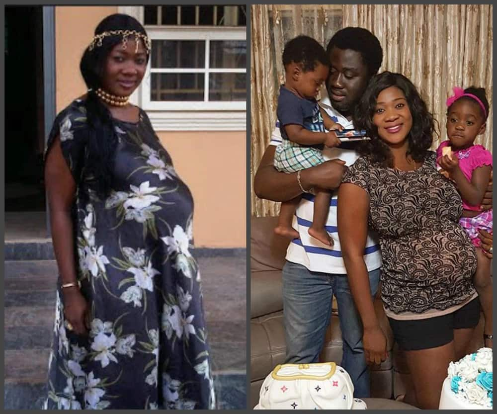 Actress mercy johnson is so different from many others who are more concerned with pleasing fans and wearing the latest she has no interest in the things