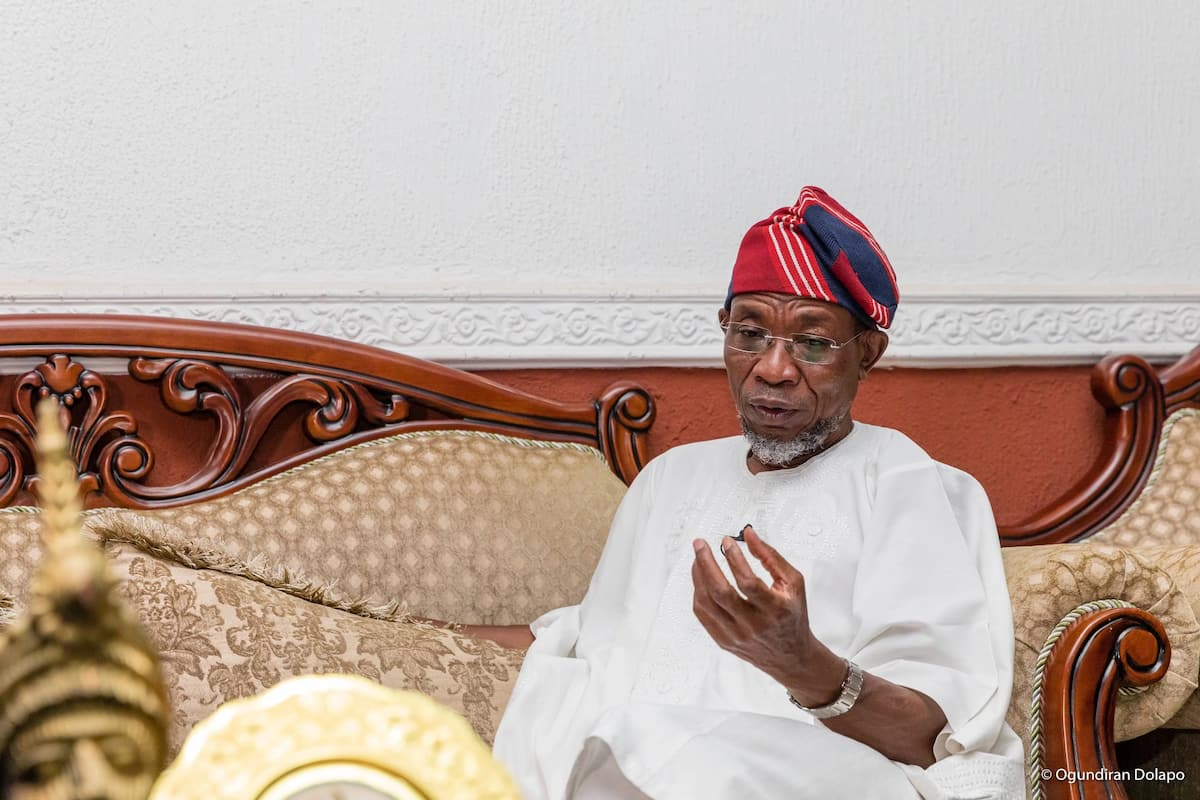 My greatest legacies as governor of Osun state - Ogbeni Rauf Aregbesola