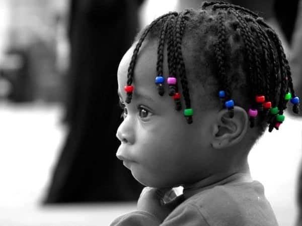 Terrific Kids Braided Hairstyles With Beads Legit Ng Natural Hairstyles Runnerswayorg