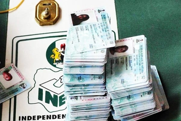 INEC PVC registration centres in Abuja, Lagos and Ibadan