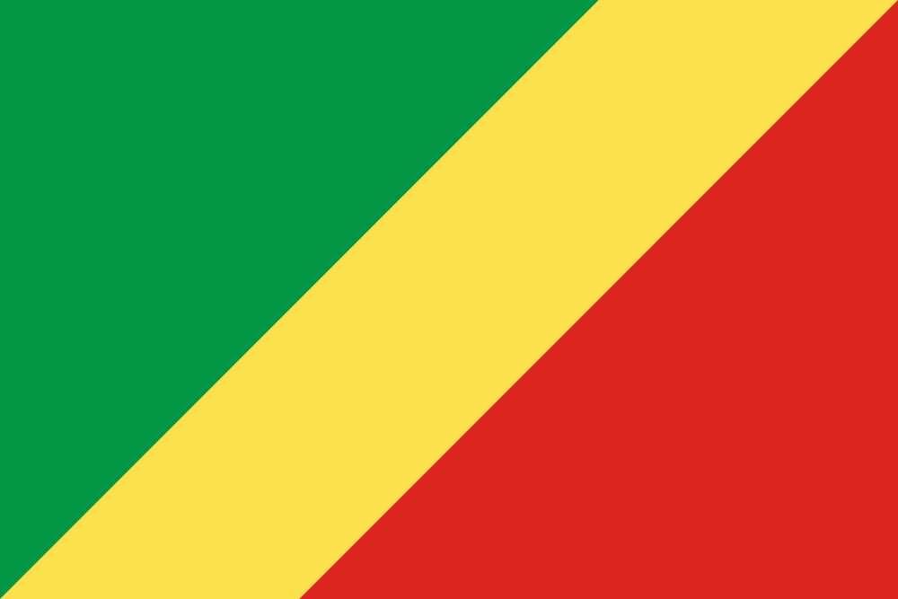 Flag of Congo–Brazzaville