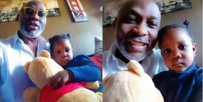 RMD and granddaughter