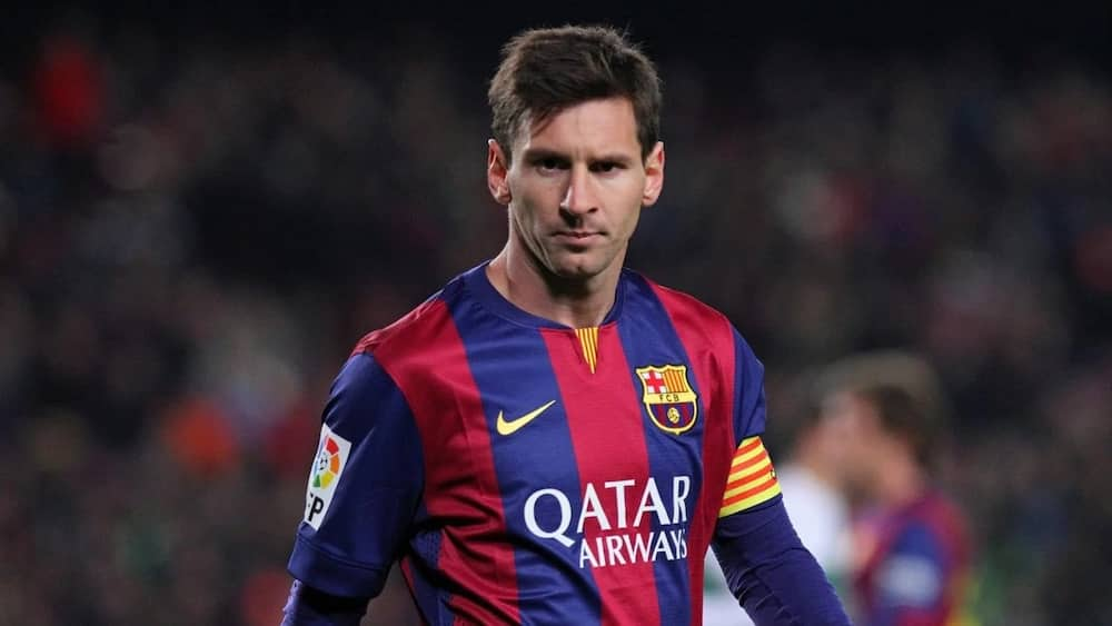 6b228dfe4374e4 Lionel Messi's top skills during his youth days will thrill your heart  (video) ▷ Legit.ng
