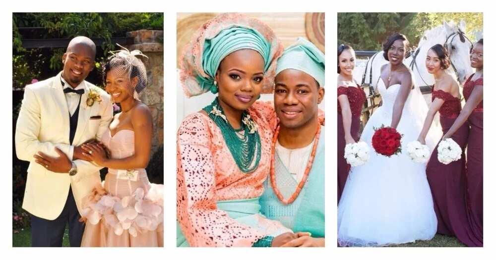 Wedding colours 2017 in Nigeria