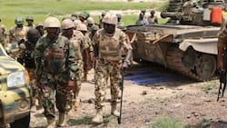 Breaking: Nigerian Army redeploys officers, many affected