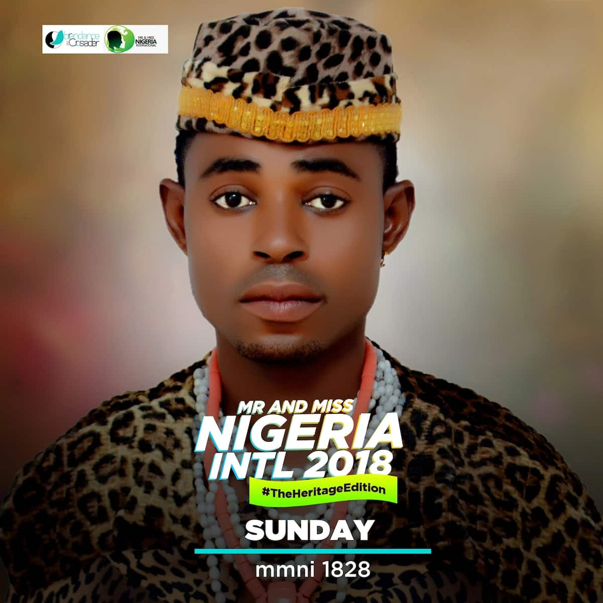 Mr and Miss Nigeria International unveils the 2018 contestants for screening and voting