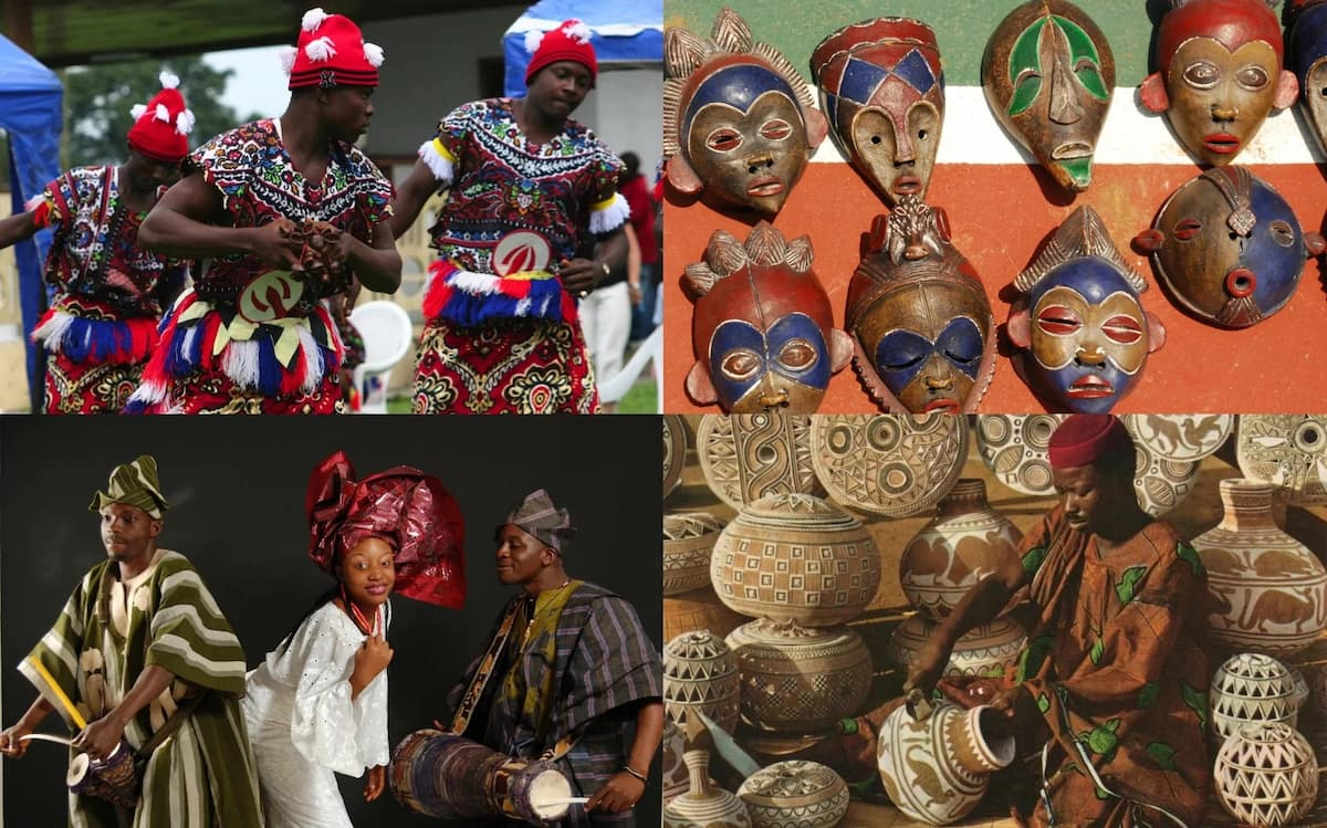 Basic features of culture in Nigeria