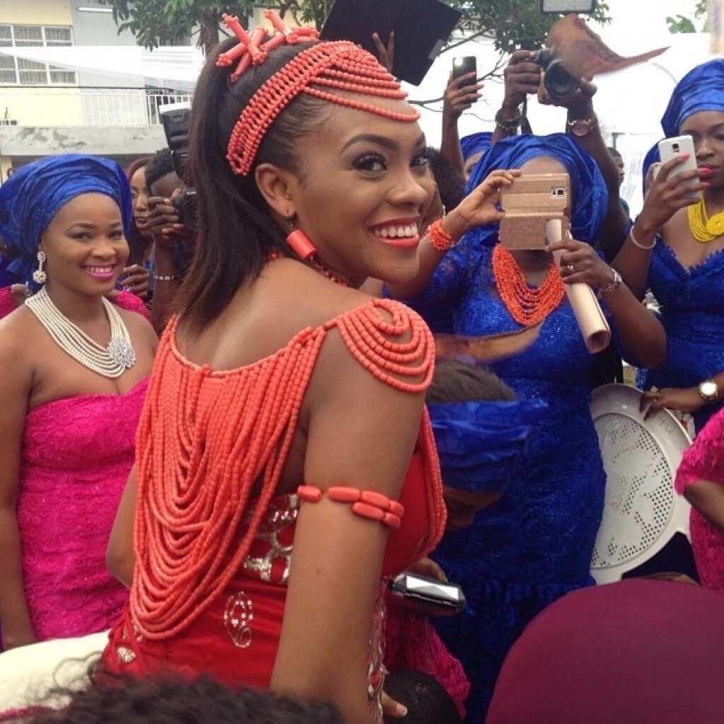 Igbo cultural dressing