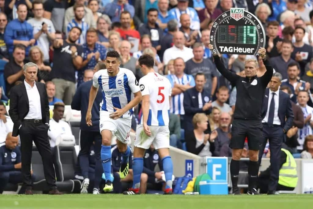 Leon Balogun surprised by Manchester United's 'slow' football tactics