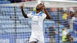 Iheanacho scores brilliant goal as Leicester played out a draw with Valencia