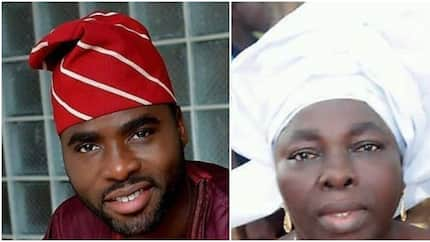 Yoruba actor Ibrahim Chatta mourns after losing mother