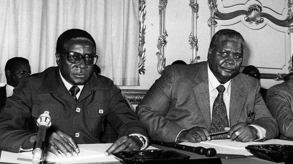 Check out Mugabe's long career in pictures