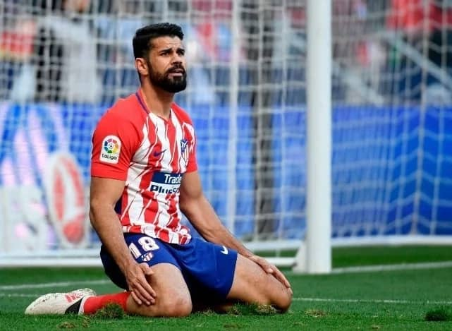 Atletico Madrid sweating over Diego Costa fitness ahead of Europa League clash against Arsenal