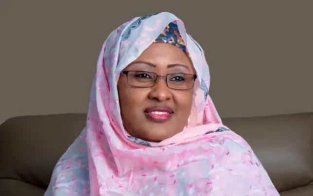 Aisha Buhari says her husband's health not as bad as being perceived