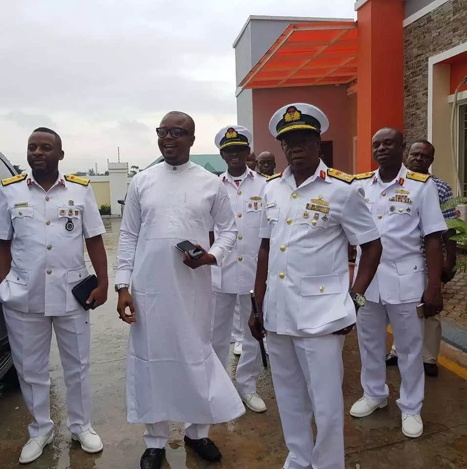 Nigerian Navy salary per month based on ranks